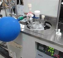 超低温条件による糖鎖の合成反応